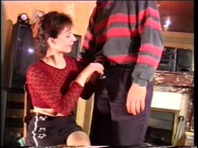 Sandra fickt gerne mit sehr alten Pimmeln
