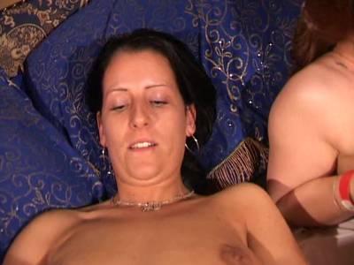 Sex Orgie mit scharfen Familienmitgliedern